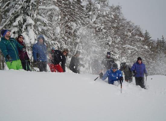 Schulungszentrum-Schnee-Freude